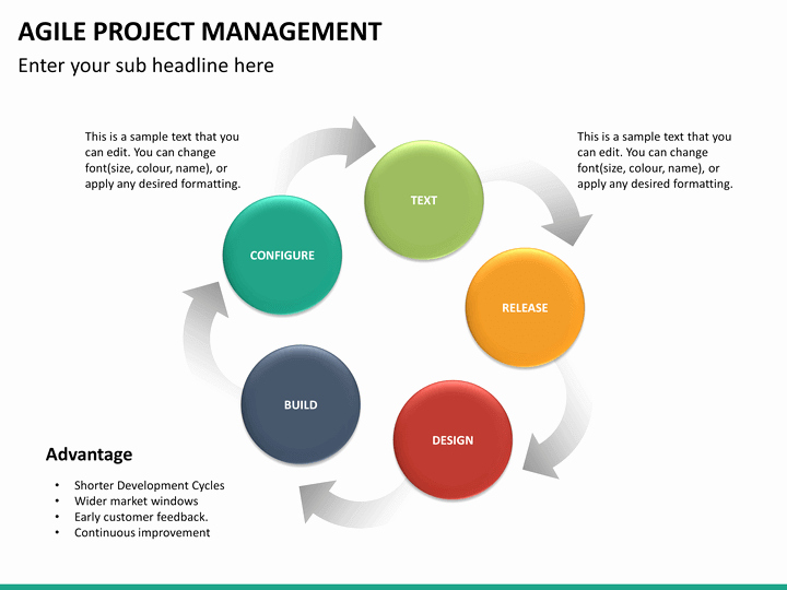 Project Management Powerpoint Template Lovely Agile Project Management Powerpoint Template