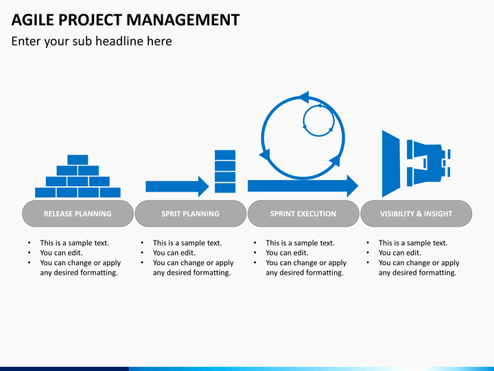 Project Management Powerpoint Template Unique Agile Powerpoint Template Cpanjfo