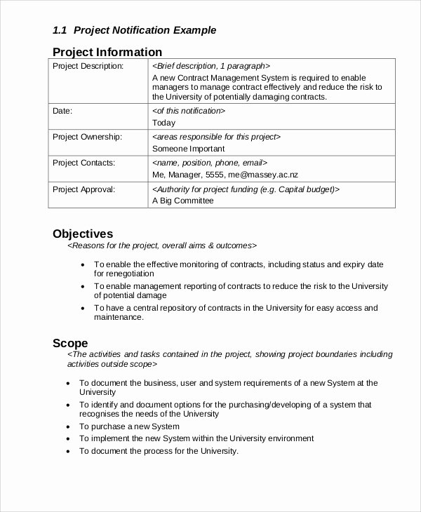 Project Management Report Template Fresh 38 Monthly Management Report Templates Pdf Doc Excel