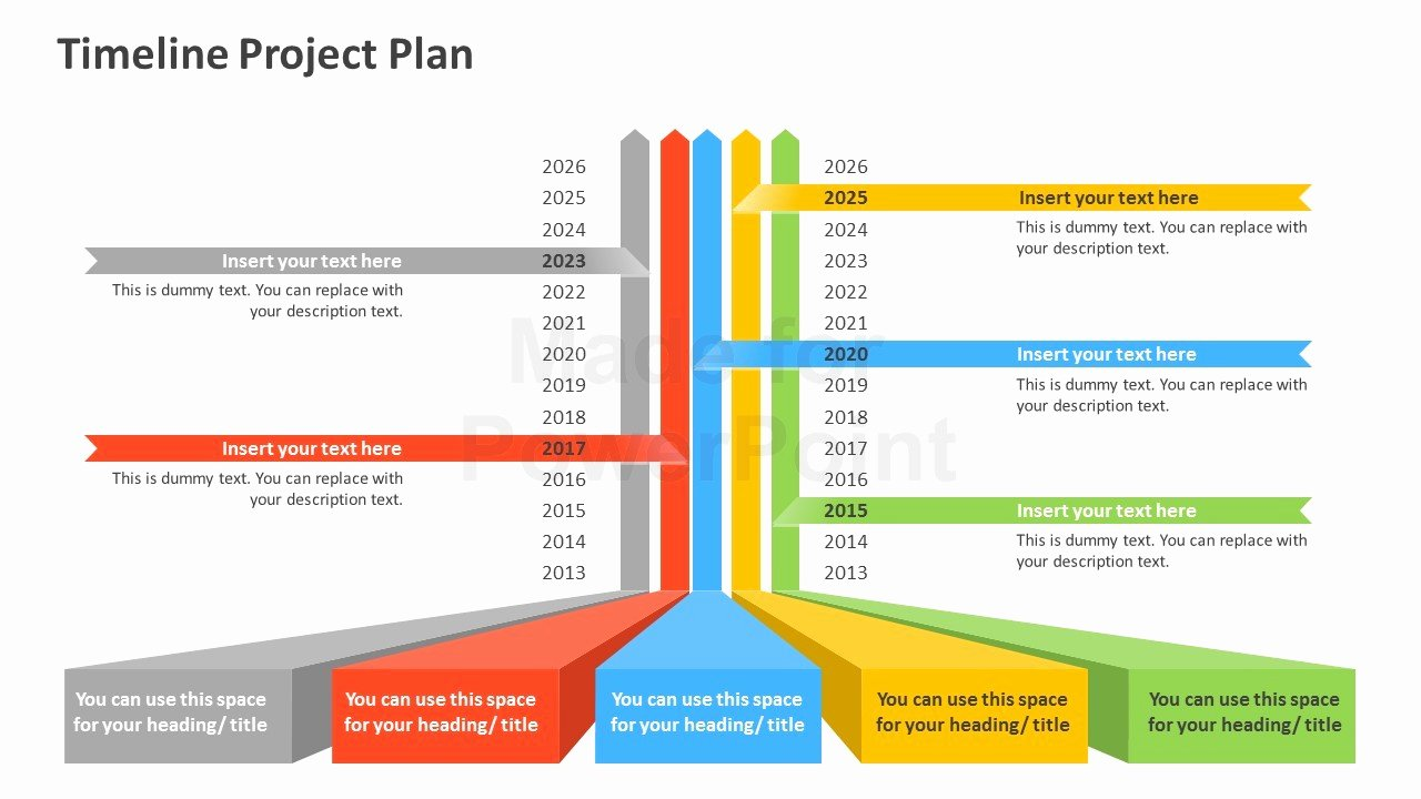 Project Plan Powerpoint Template Awesome Timeline Project Plan Powerpoint Template