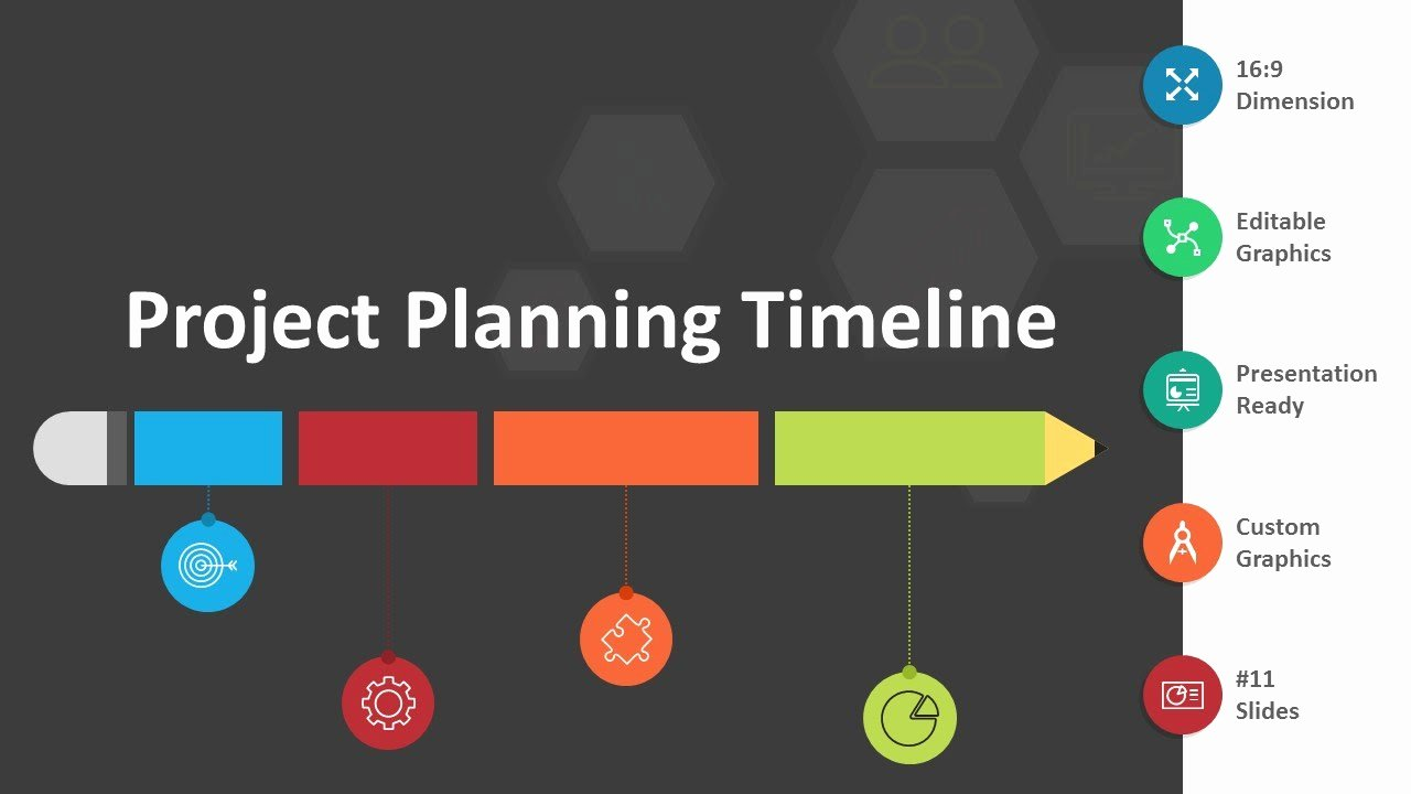 Project Plan Powerpoint Template Inspirational Project Planning Timeline Ppt