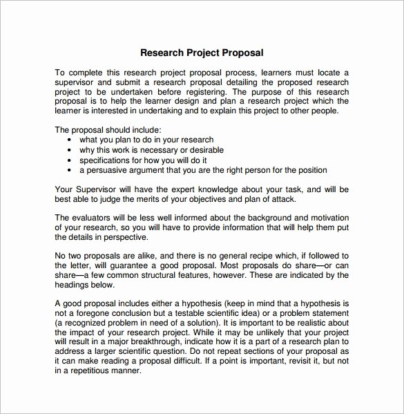 Project Proposal Template Doc Awesome 21 Project Proposal Templates Pdf Doc