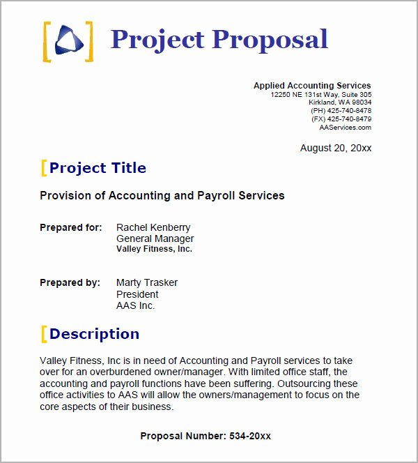 Project Proposal Template Doc Lovely Business Proposal Template 14 Download Free Documents