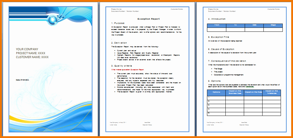 Project Report Template Word New Microsoft Word Project Report Template Beautiful