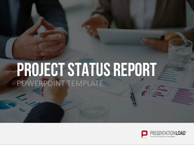 Project Status Powerpoint Template Beautiful Project Status Report Ppt Slide Template