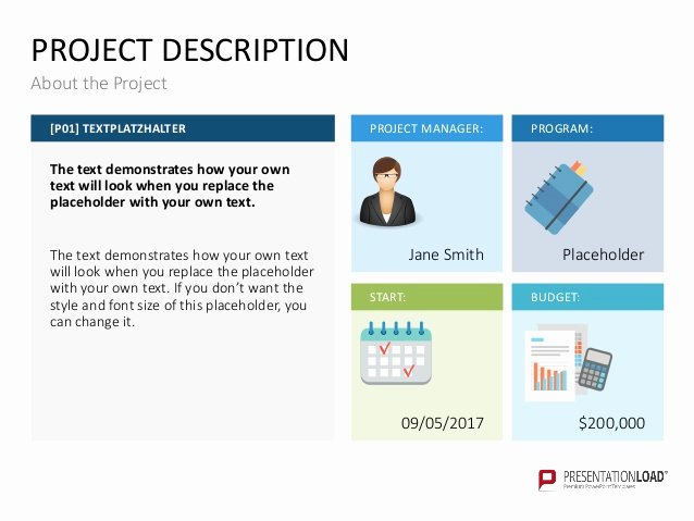 Project Status Powerpoint Template New Project Status Report Ppt Slide Template
