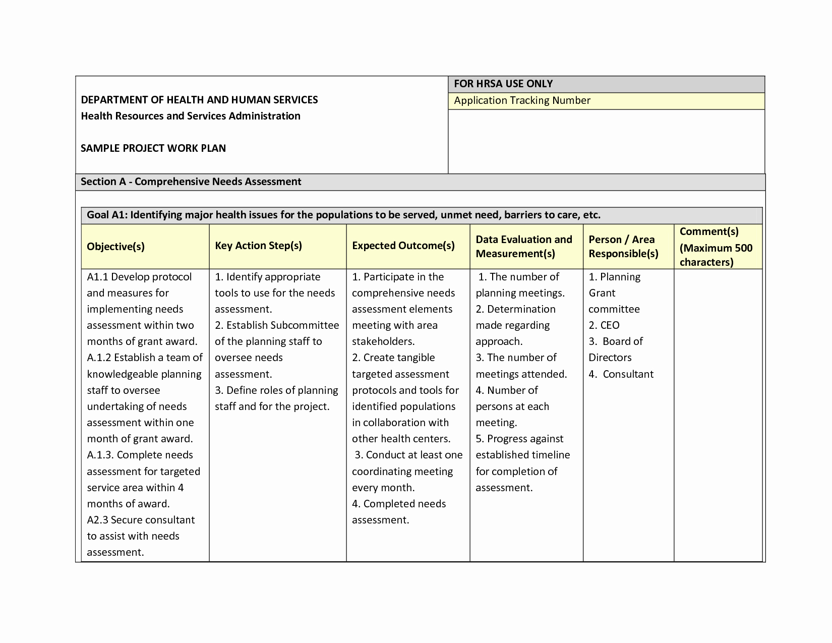 Project Work Plan Template Fresh Get Project Work Plan Template In Xls