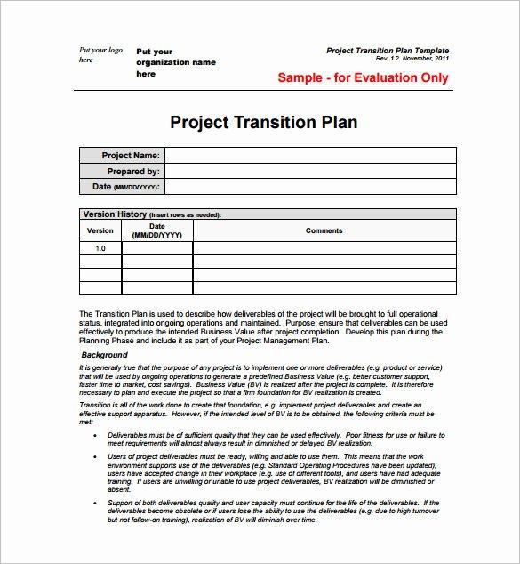 Project Work Plan Template Unique 23 Project Plan Template Doc Excel Pdf