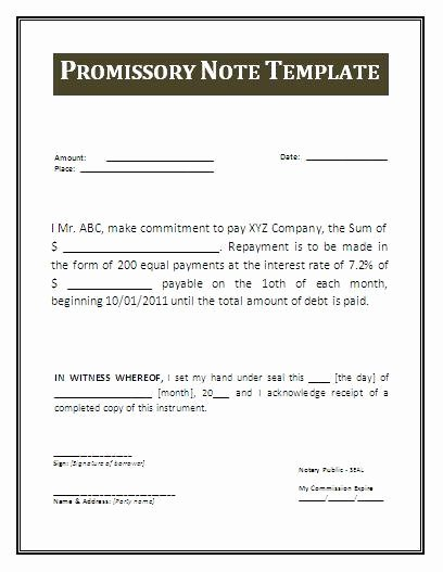 Promissory Note Template Florida Beautiful Metro Map Promissory Note Templates