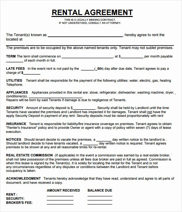 Property Management Agreement Template Unique Property Management Agreement 10 Download Free