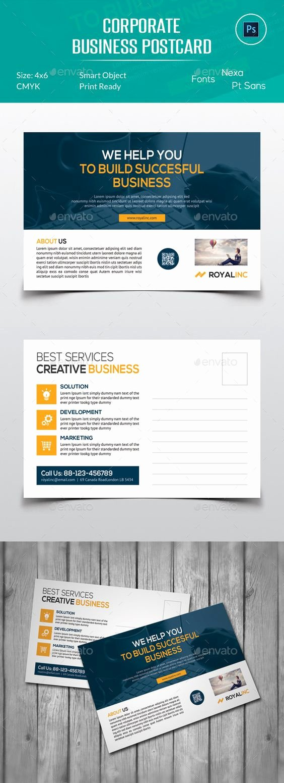 Property Management Web Template Inspirational 1000 Ideas About Postcard Design On Pinterest