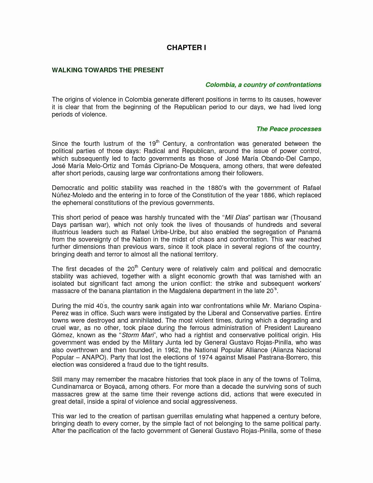 proposal letter democratic party