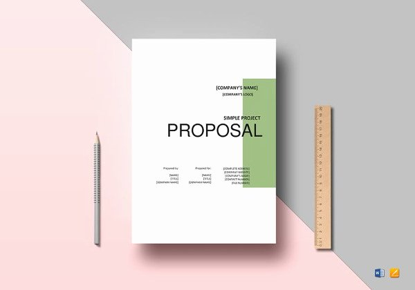 Proposal Template Google Docs Best Of 46 Project Proposal Templates Doc Pdf