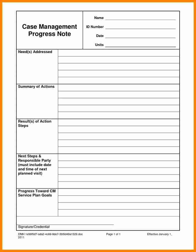 Psychotherapy Progress Note Template Beautiful 6 Psychotherapy Progress Note Template