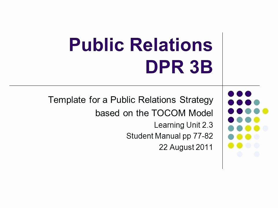 Public Relations Planning Template Beautiful Public Relations Planning Template Awesome Plan Strategic