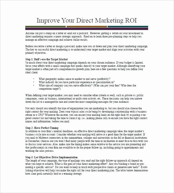 Public Relations Plans Template Best Of Pr Campaign Proposal Template Pr Proposal Template E