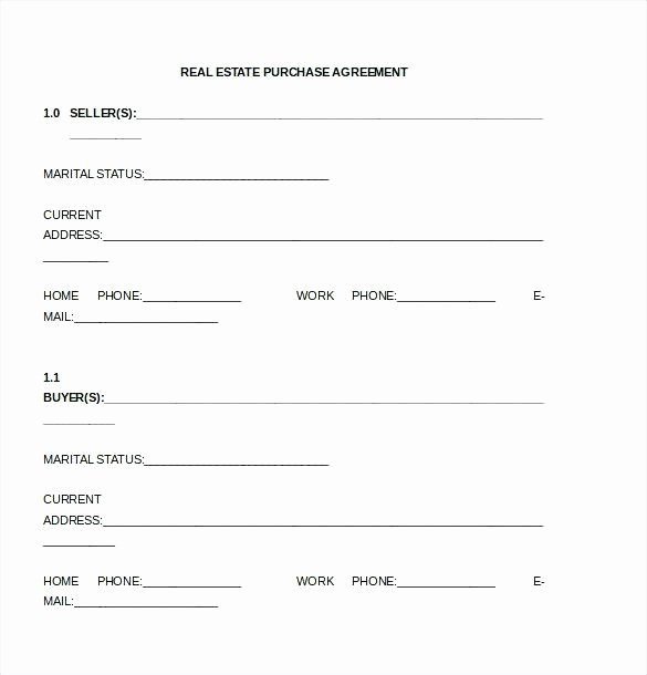 Purchase Agreement Template Word Beautiful Purchase form Template – Mecalica