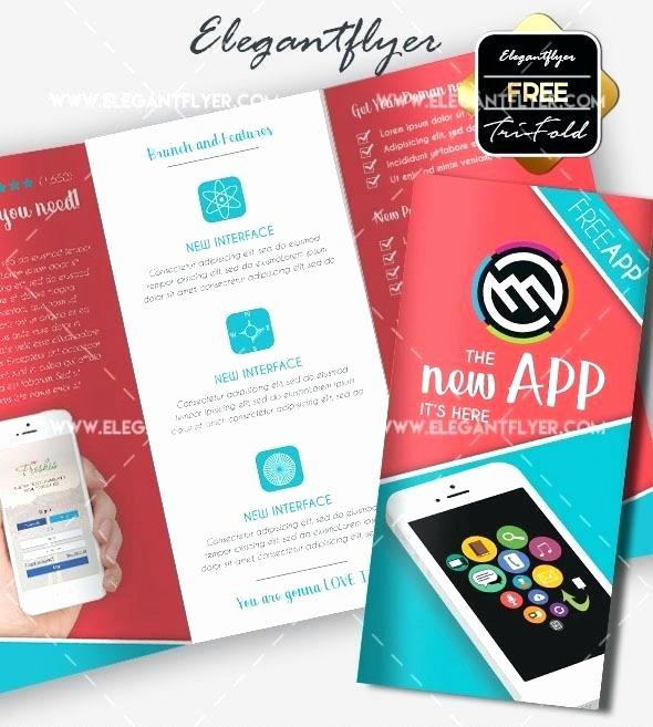 Quad Fold Brochure Template Elegant X Brochure Template Accordion Fold Brochure Accordion Fold