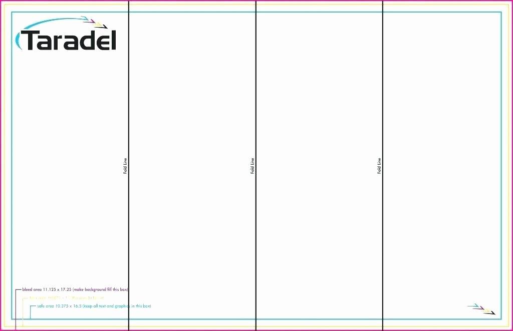 Quad Fold Brochure Template Fresh 4 Fold Brochure Template 4 Fold Brochure Template 4 Fold