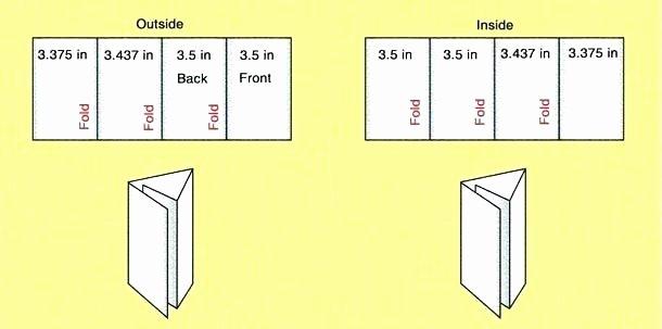 Quad Fold Brochure Template Inspirational Quad Fold Brochure Template – Btcromaniafo