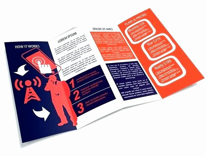 Quad Fold Brochure Template Luxury Accordion Fold Brochure Template Brochures 2 Accordion