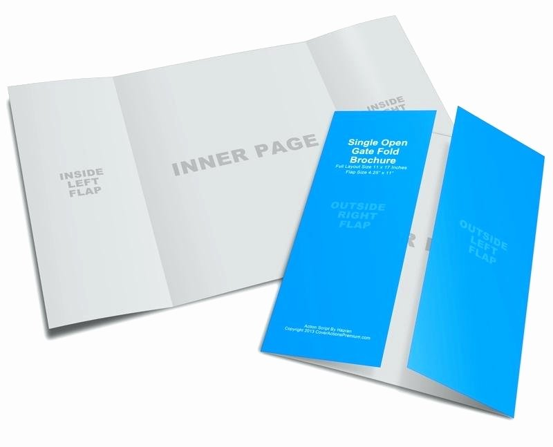 Quad Fold Brochure Template New Here to Enlarge 11×17 Folded Brochure Quad Fold
