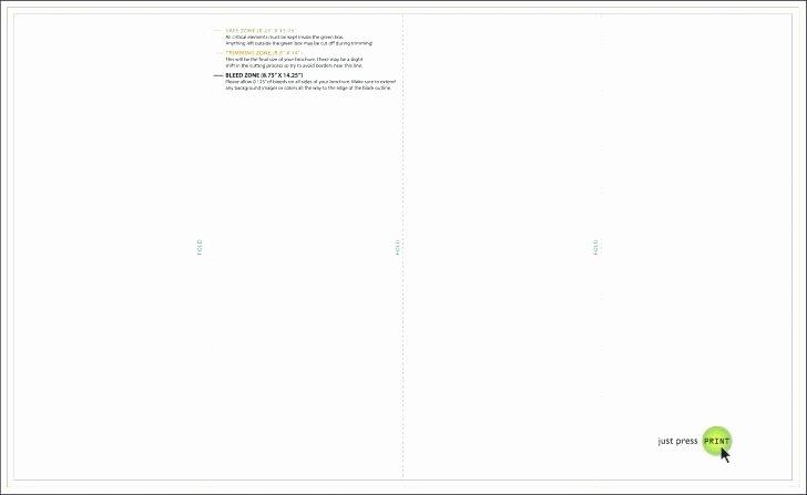 Quad Fold Brochure Template Unique X Brochure Template Accordion Fold Brochure Accordion Fold