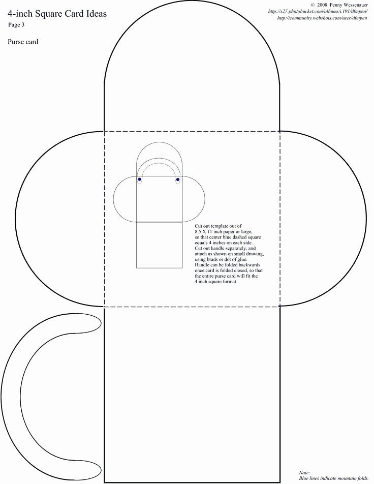 Quarter Fold Card Template Beautiful Four Fold Card Template – Antalyacatifo