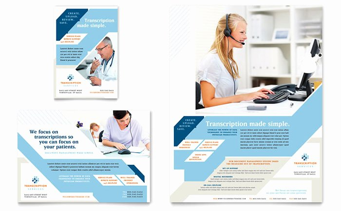 Quarter Page Ad Template Awesome Create Half Page Flyers & Quarter Page Flyers Graphic