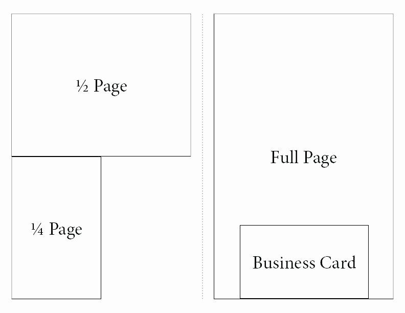 Quarter Page Ad Template Elegant Quarter Page Flyer Quarter Page Flyer Quarter Sheet Flyer