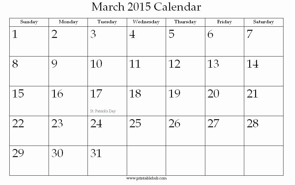 Quarterly Calendar Template 2015 Elegant Printable Calendar Templates Free Blank Monthly Editable