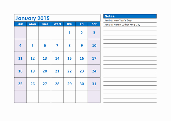 Quarterly Calendar Template 2015 New 2015 Monthly Calendar Template 04 Free Printable Templates
