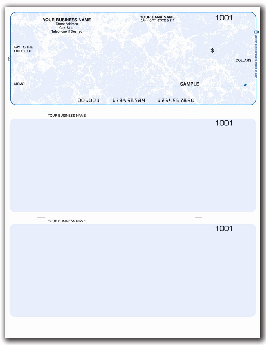 Quickbooks Check Template Word Awesome Blank Business Check Templates for Microsoft Word