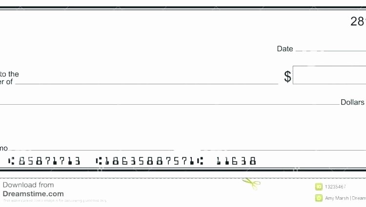 Quickbooks Check Template Word Elegant Check Template Word – Ensitefo