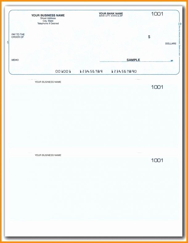 Quickbooks Pay Stub Template Elegant Template Business Check Printing Co Blank 5 Free Templates