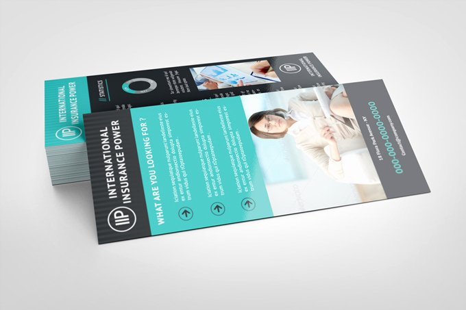 Rack Card Template Indesign Inspirational Business Rack Card Template