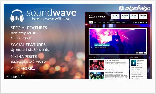 Radio Station Website Template Unique Wordpress Templates for Radio Stations Wptemplate