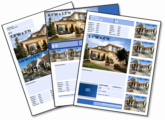 Real Estate Brochure Template Beautiful top 25 Real Estate Flyers & Free Templates