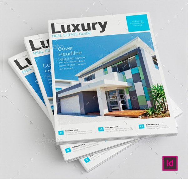 Real Estate Brochure Template Elegant 19 Luxury Brochure Template Free Psd Ai Vector