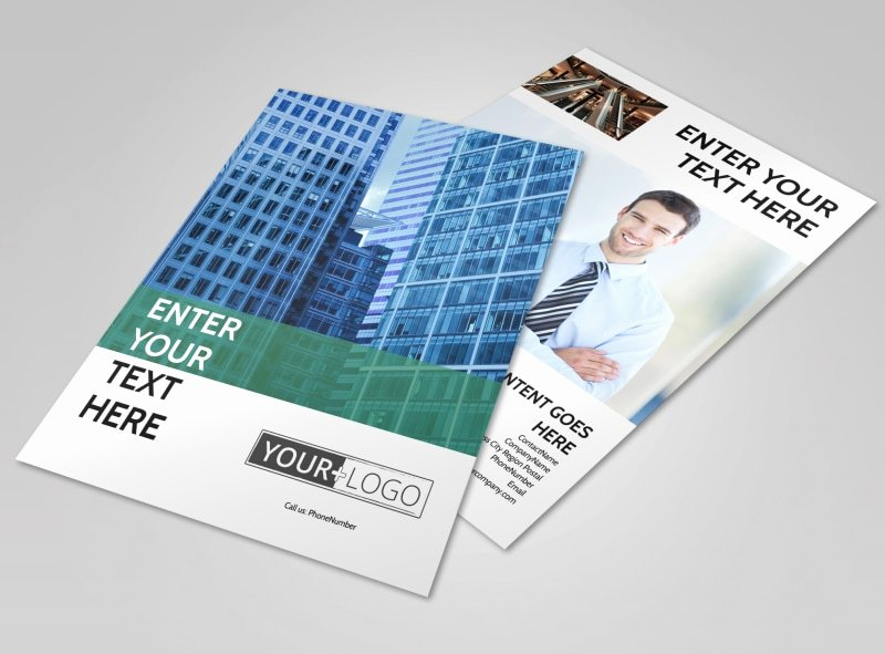 Real Estate Brochure Template Elegant Mercial Real Estate Flyer Template