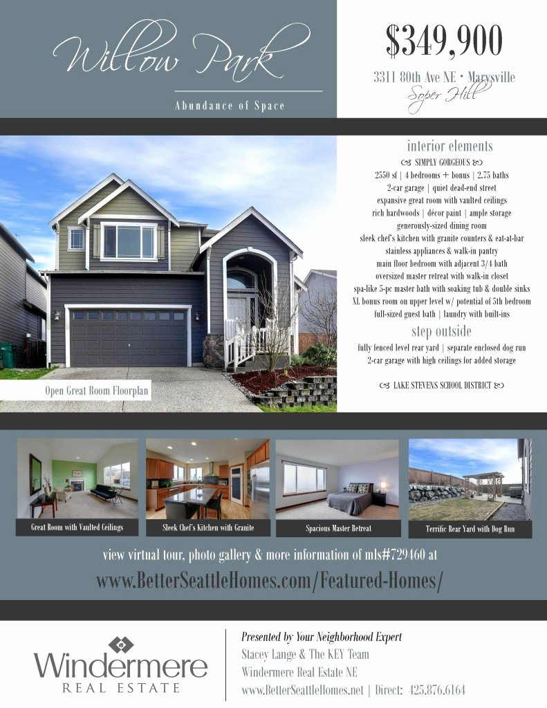 Real Estate Brochure Template Lovely 13 Real Estate Flyer Templates Excel Pdf formats
