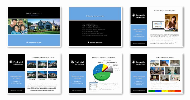 Realtor Listing Presentation Template Best Of for Individual Agent