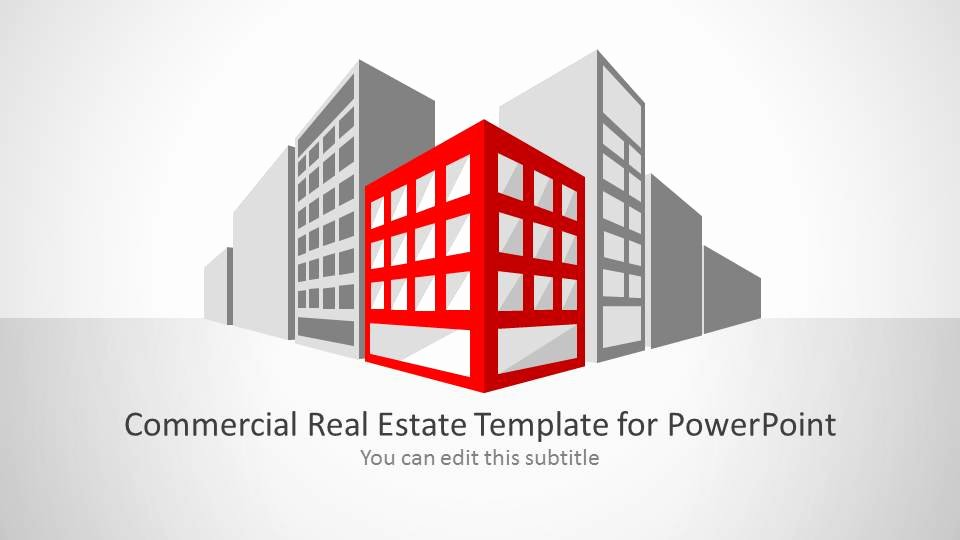Realtor Listing Presentation Template Best Of Mercial Real Estate Template for Powerpoint Slidemodel