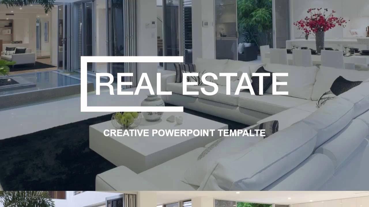 Realtor Listing Presentation Template Fresh Real Estate Powerpoint Presentation Template