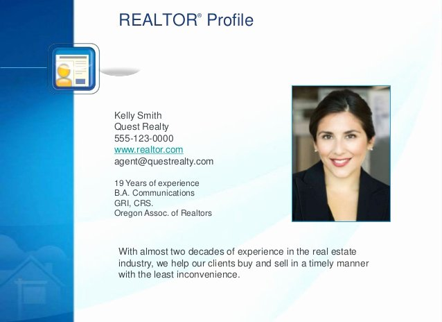 Realtor Listing Presentation Template Fresh Simple and Clean Listing Presentation Sample