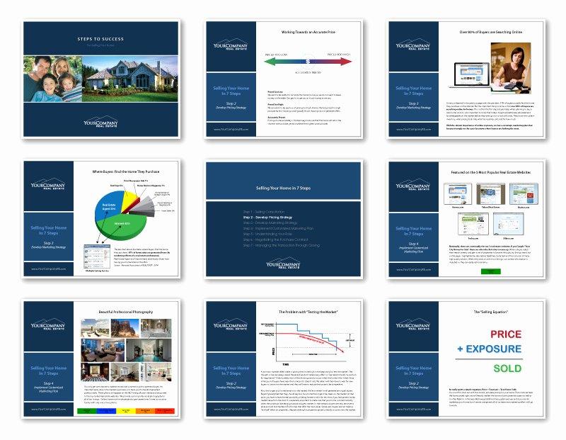 Realtor Listing Presentation Template Inspirational Listing Presentation