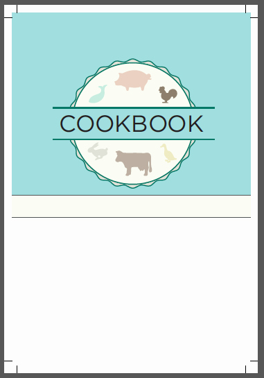 Recipe Book Cover Template Lovely New Cookbook Covers are Here