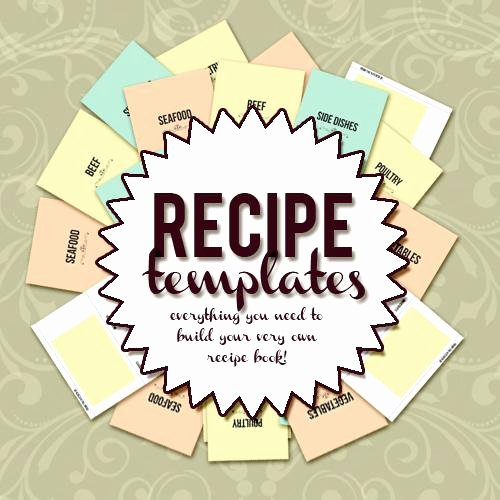 Recipe Book Cover Template Luxury Recipe Binder Cover Template – Flybymedia