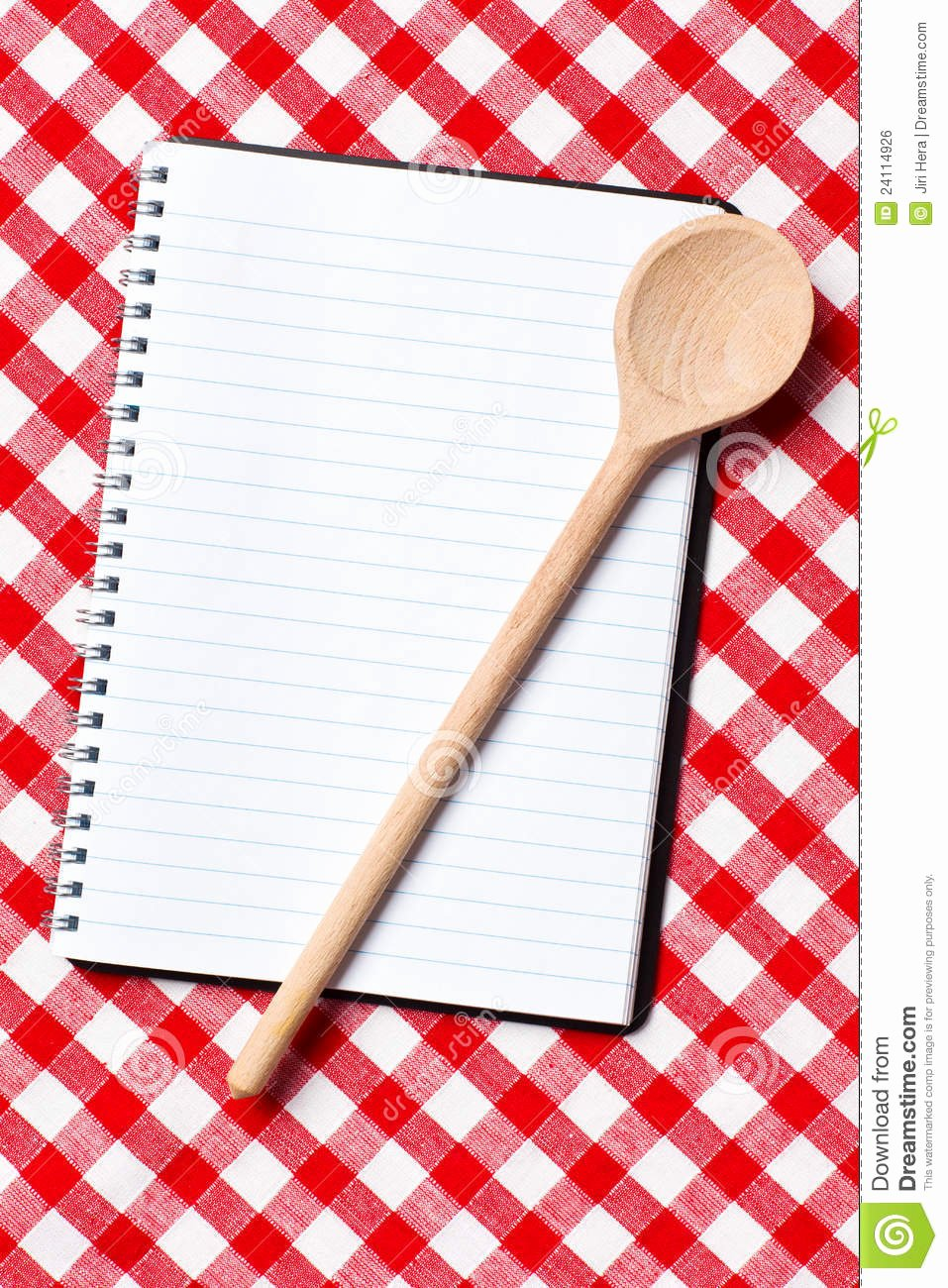 Recipe Book Cover Template New Blank Recipe Book Stock Photo Image Of Blank Preparing