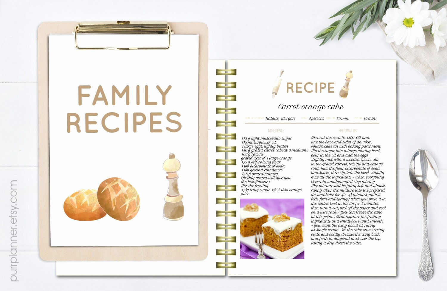 Recipe Page Template Word Awesome Printable Editable Recipe Pages Recipe Book Template Recipe